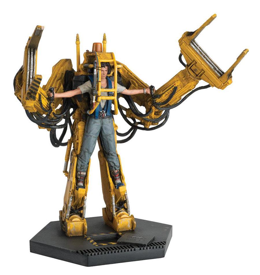 Estatua Special Power Loader (Aliens) 19 cm. Alien & Predator. Eaglemoss Publications