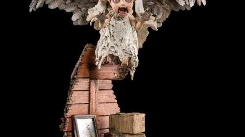 Estatua The Cherub 26 cm. Krampus. Escala 1:6. Weta Collectibles