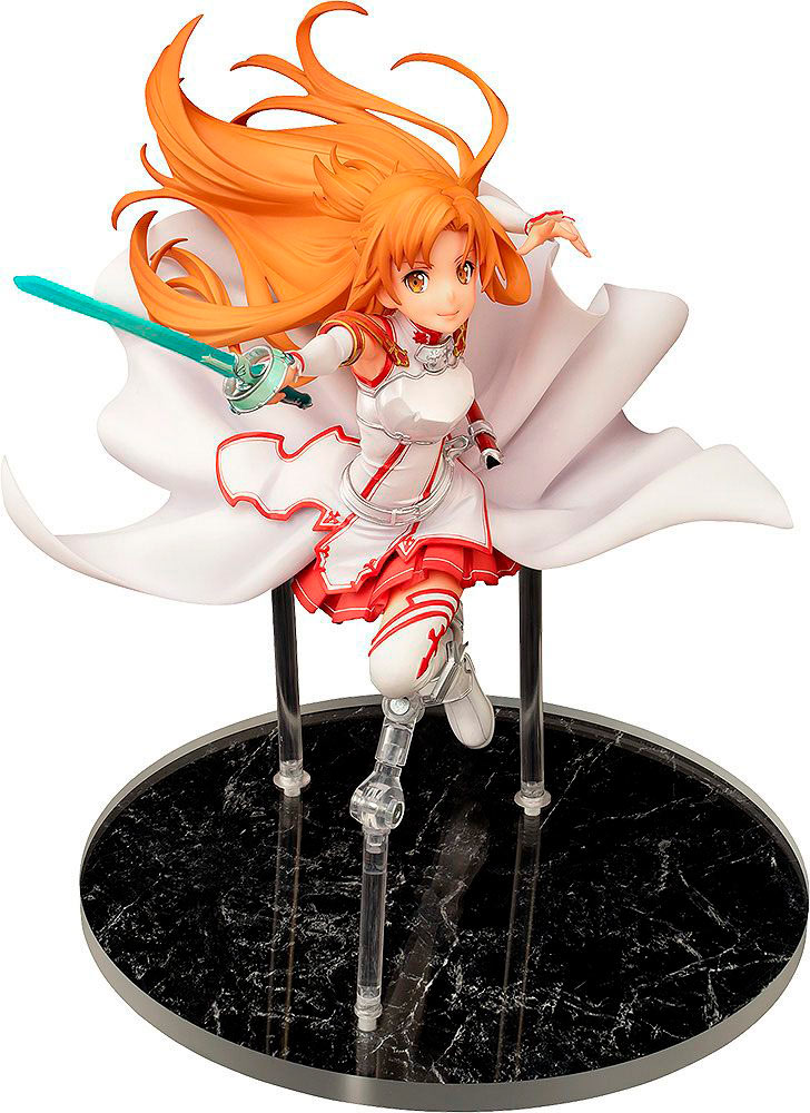 Estatua The Flash Asuna 20 cm. Sword Art Online: Ordinal Scale. Escala 1:7. Aqua Marine