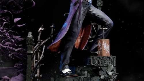 Estatua The Joker 86 cm. Batman: Arkham Origins. Prime 1 Studio