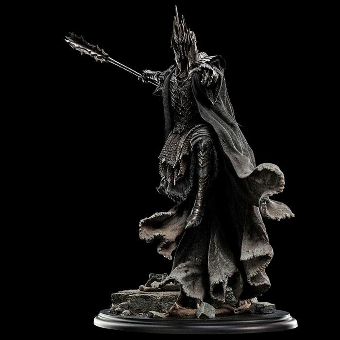 Estatua The Ringwraith of Forod 50 cm. El Hobbit: La batalla de los Cinco Ejércitos. Escala 1:6. Weta Collectibles