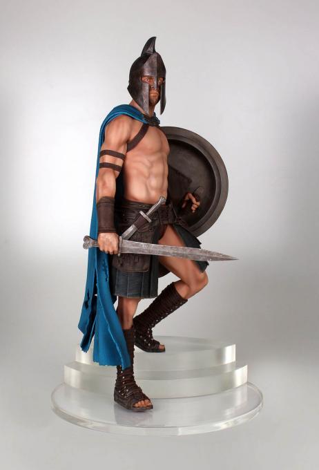 Estatua Themistocles 46 cm. 300: el origen de un imperio. Gentle Giant