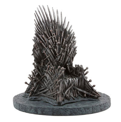 Estatua Trono de Hierro