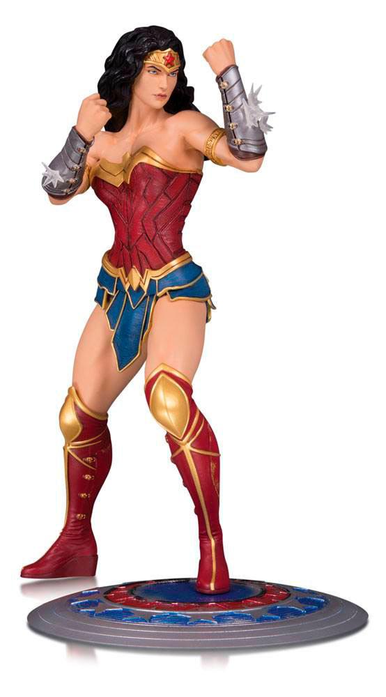 Estatua Wonder Woman 22 cm. DC Gallery. DC Cómics. DC Collectibles
