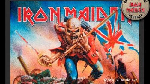 Felpudo Iron Maiden