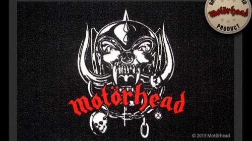 Felpudo Motörhead