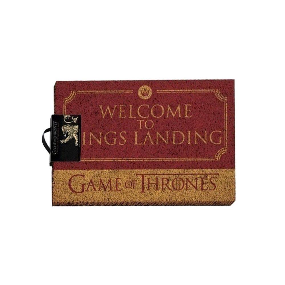 Felpudo Welcome to kings Landing