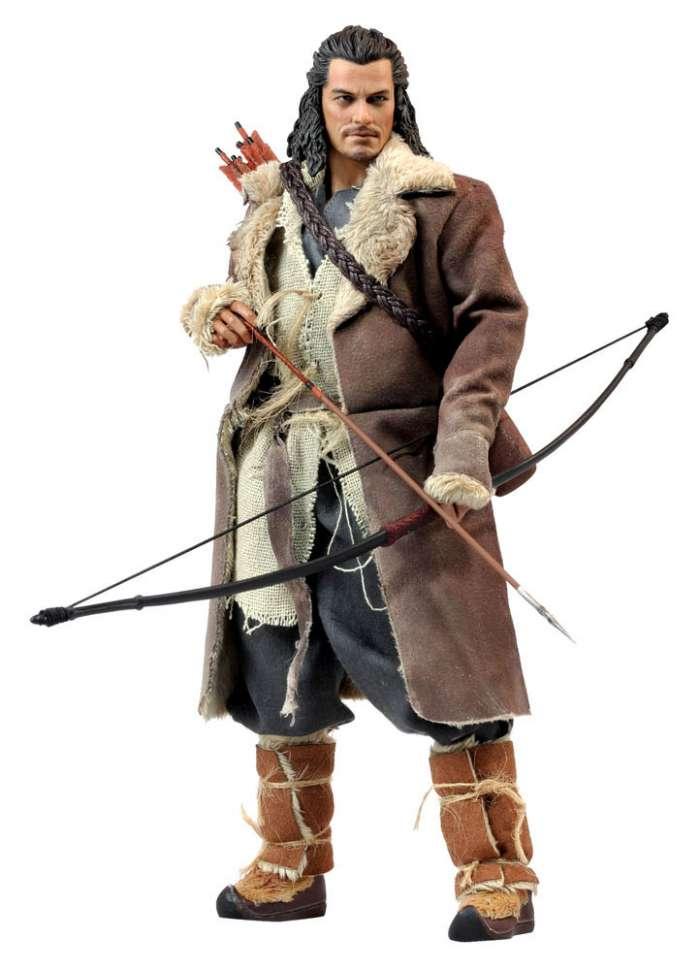 Figura Bardo el Arquero 30 cm. El Hobbit: La batalla de los Cinco Ejércitos. Escala 1:6. Asmus Toys