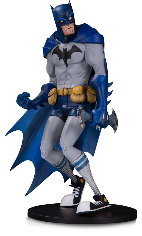 Figura Batman 17 cm. Diseño de Hainanu Nooligan Saulque. Línea DC Artists Alley Series. DC Cómics. SDCC 2017. DC Collectibles