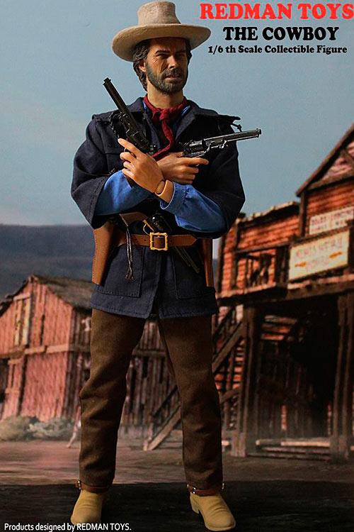 Figura Clint Eastwood