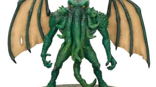Figura Cthulhu 18 cm. Lovecraft. SD Toys