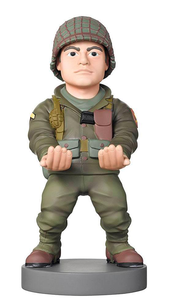 Figura Daniels 20 cm. Soporte móviles y mandos videoconsolas. Call of Duty