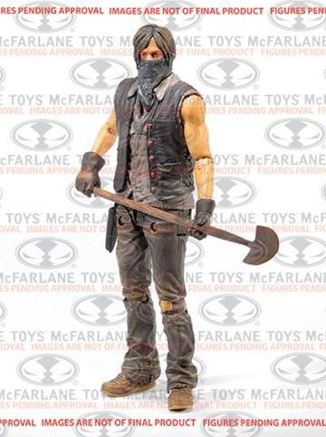 Figura Daryl Dixon. The Walking Dead