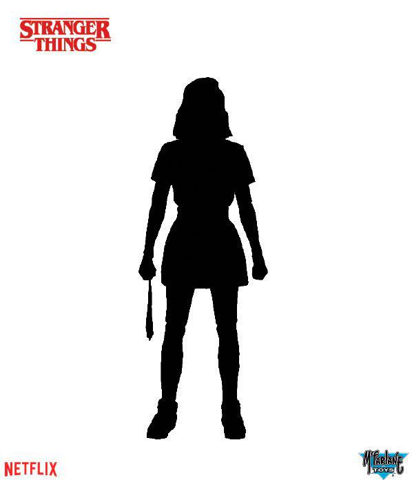 Figura Eleven 15 cm. Stranger Things. Temporada 3. McFarlane Toys