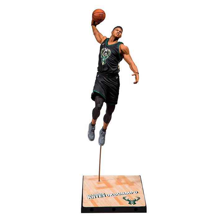 Figura Giannis Antetokounmpo (Milwaukee Bucks) 15 cm