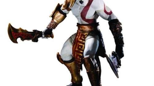Figura God of War. Kratos