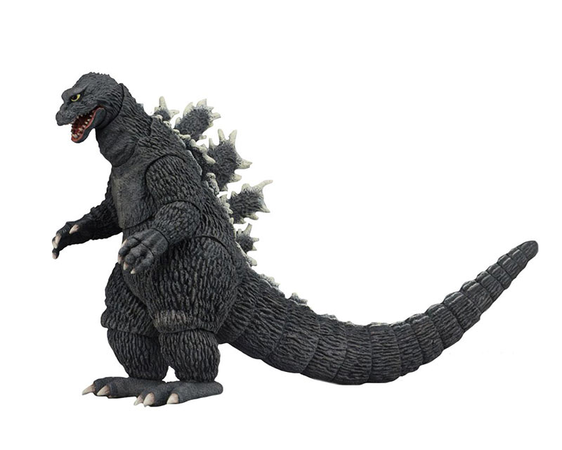 Figura Head to Tail 1962 Godzilla 30 cm. King Kong vs. Godzilla. NECA