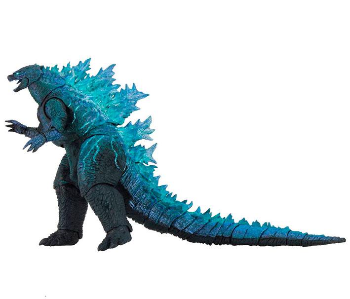 Figura Head to Tail 1962 Godzilla 30 cm. King Kong vs. Godzilla. Versión 2