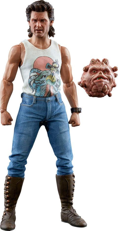 Figura Jack Burton 30 cm. Golpe en la pequeña China. Sideshow Collectibles