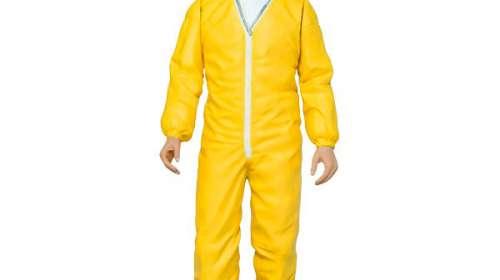 Figura Jesse Pinkman 15 cm. Breaking Bad. Mono amarillo