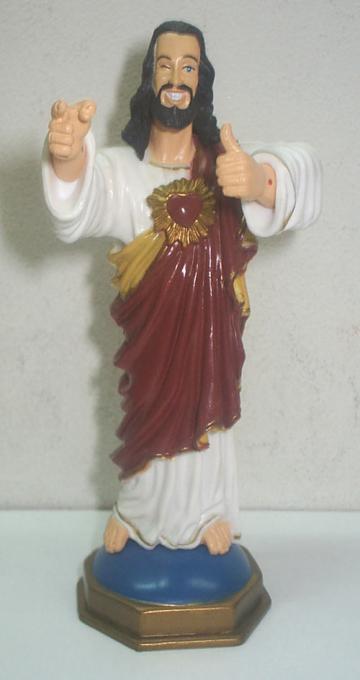 Figura Jesucristo colega
