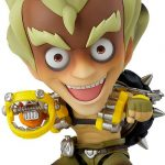 Figura Junkrat Classic Skin Edition 10 cm. Overwatch. Nendoroid. Good Smile Company