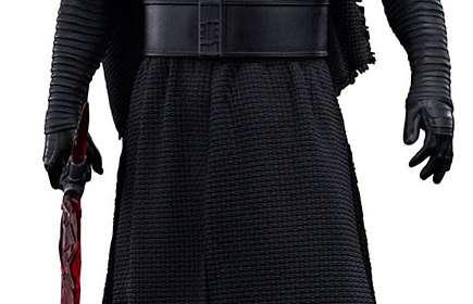 Figura Kylo Ren 19 cm. Star Wars Episodio VII. Línea ARTFX+. Escala 1:10. Kotobukiya