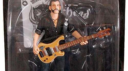Figura Lemmy Kilmister 16 cm