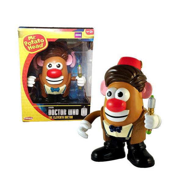 Figura Mr. Potato The 11Th Doctor