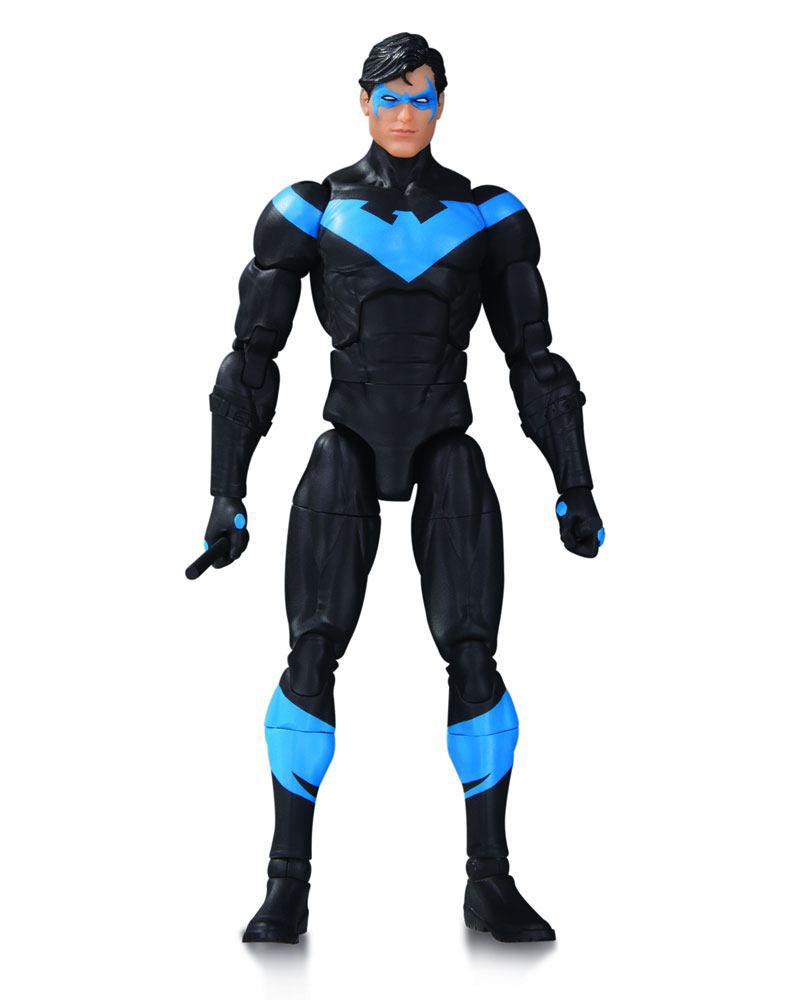 Figura Nightwing 18 cm. DC Cómics Essentials. DC Collectibles