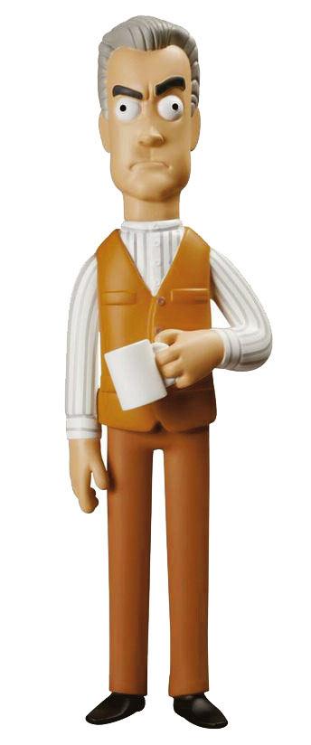 Figura Peterman 20 cm. Seinfeld. Línea Vinyl Idolz. Funko