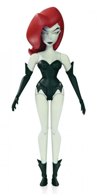 Figura Poison Ivy 14 cm. The New Batman Adventures. DC Collectibles