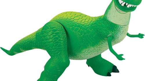 Figura Rex 28 cm. Toy Story 3. Thinkway Toys