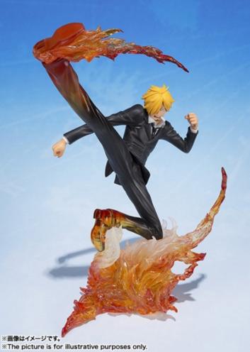 Figura Sanji 16 cm