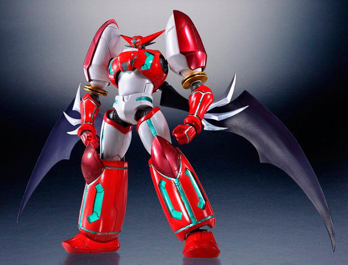 Figura Shin Getter Robot 14 cm. Bandai