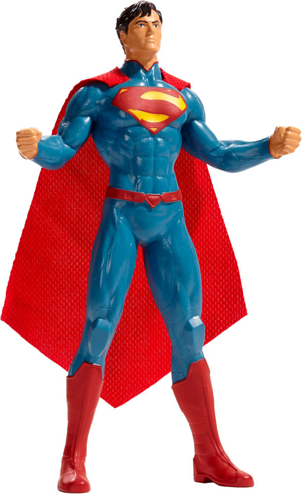 Figura Superman maleable 20 cm. Liga de la Justicia. NJ Croce