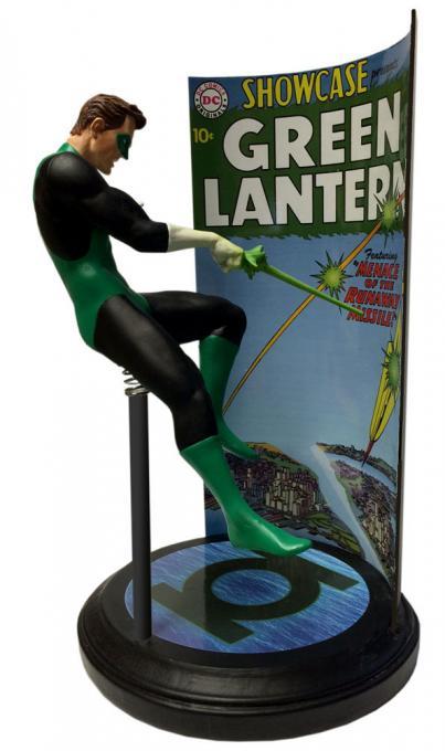 Figura móvil Linterna Verde 22 cm. Factory Entertainment. DC Cómics