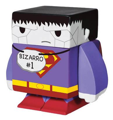 Figura magnética Bizarro 4 cm. DC Cómics. Funko
