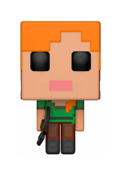 Funko POP Alex 9 cm. Minecraft