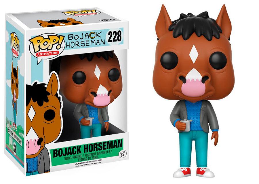 Funko POP BoJack Horseman 9 cm