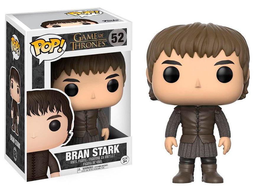 Funko POP Bran Stark 9 cm. Juego de Tronos