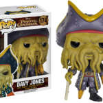 Funko POP Davy Jones 9 cm. Piratas del Caribe