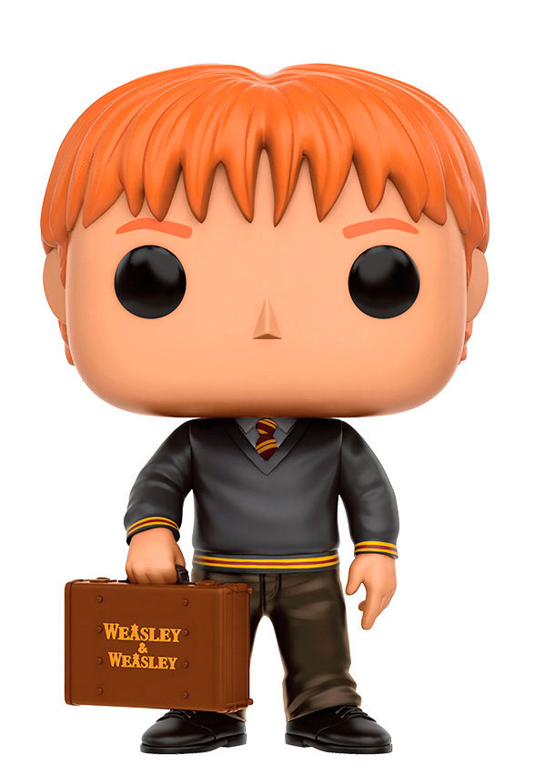 Funko POP Fred Weasley 9 cm. Harry Potter. POP Movies