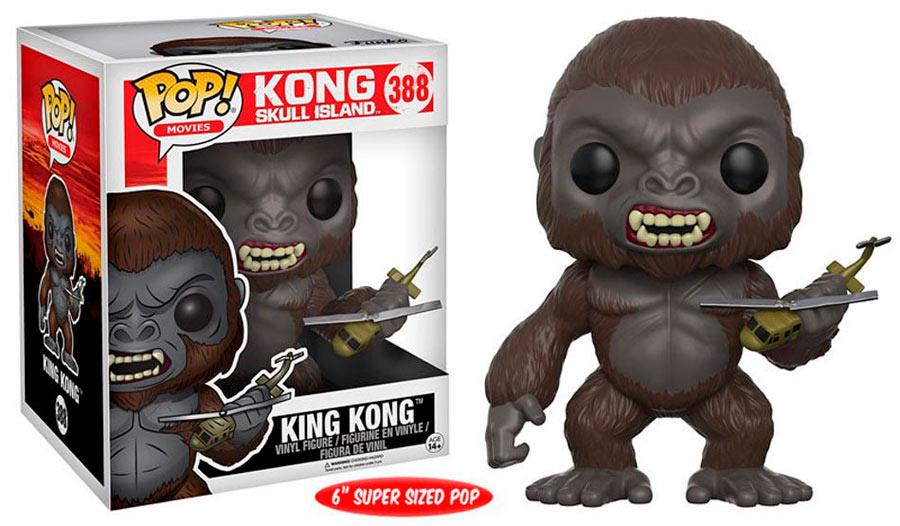 Funko POP King Kong 15 cm. Super Sized