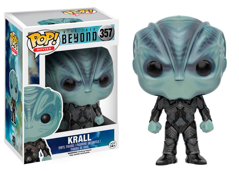 Funko POP Krall 9 cm. Star Trek: beyond