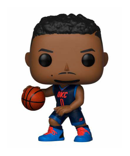 Funko POP NBA Russell Westbrook 9 cm (Oklahoma City Thunder)