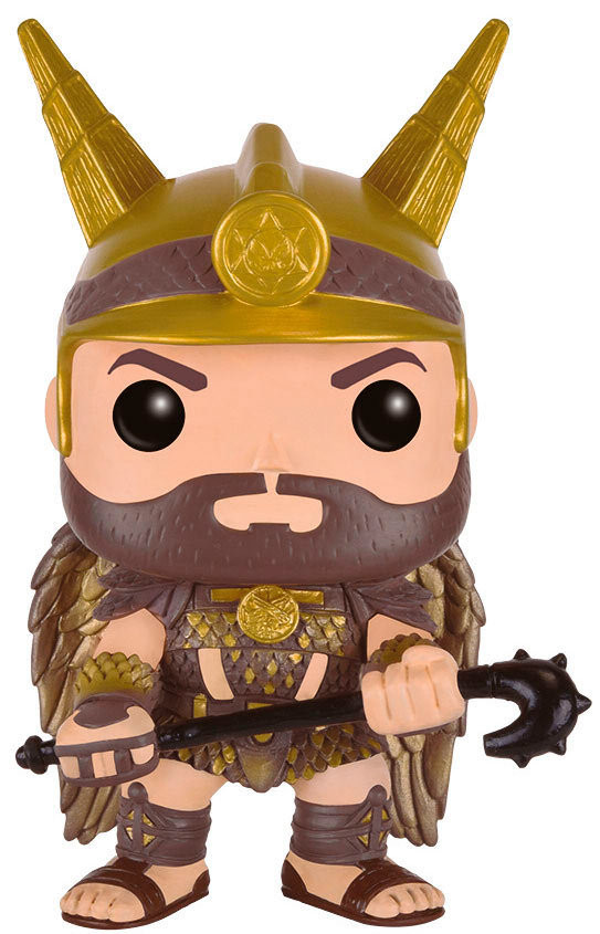 Funko POP Prince Vultan 9 cm. Flash Gordon