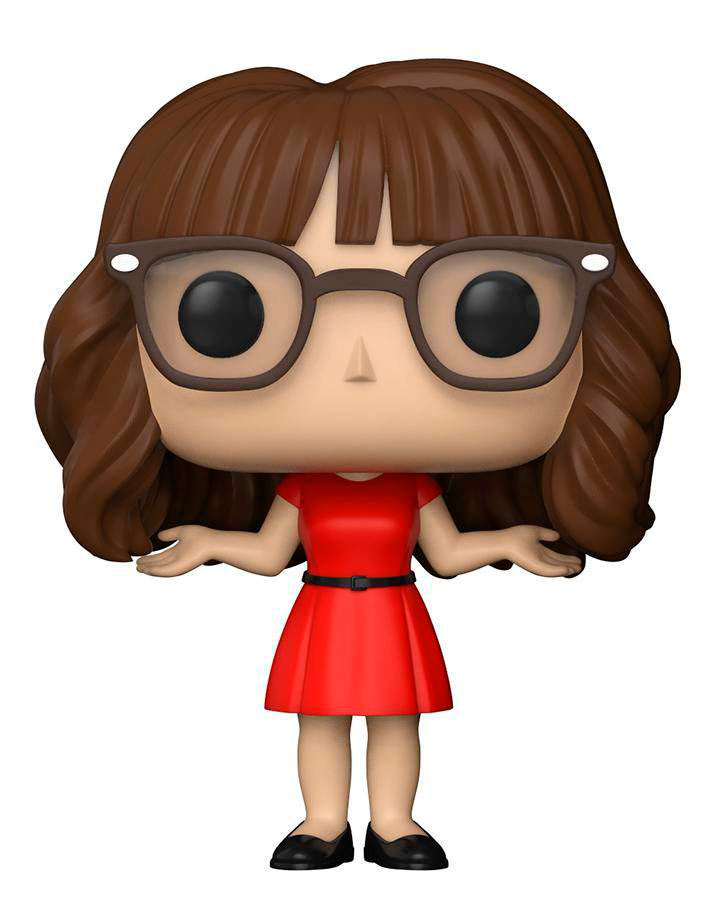 "Funko POP TV Jessica ""Jess"" Christopher Day 9 cm. New Girl"