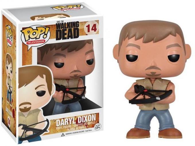 Funko POP The Walking Dead. Daryl
