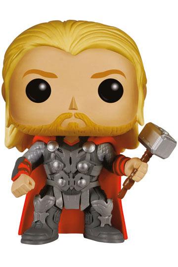 Funko POP Thor 10 cm. Los Vengadores: La era de Ultrón